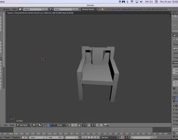 seats 3D printable model