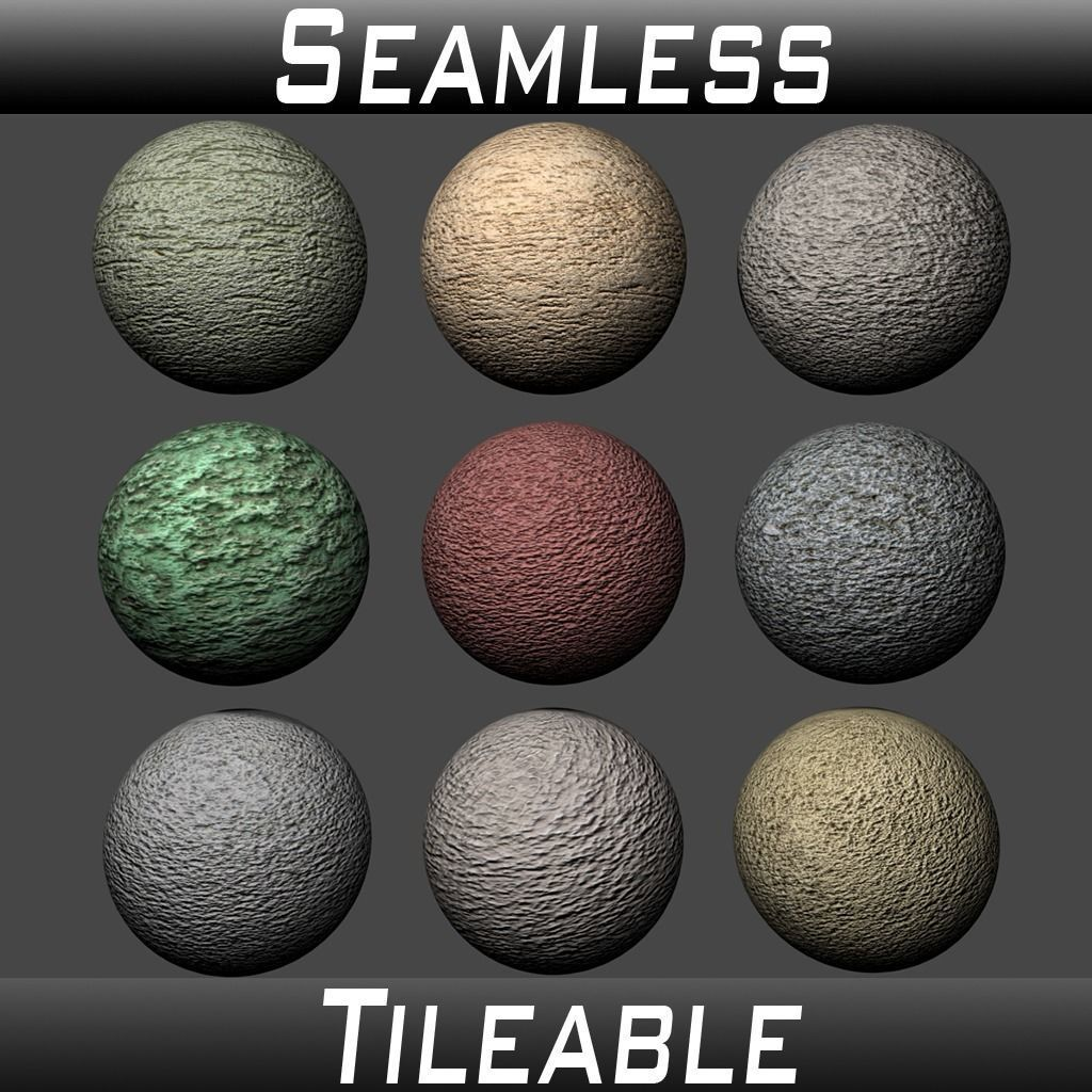 Stucco Textures Pack 4