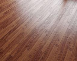 3D model Flooring Wood 10