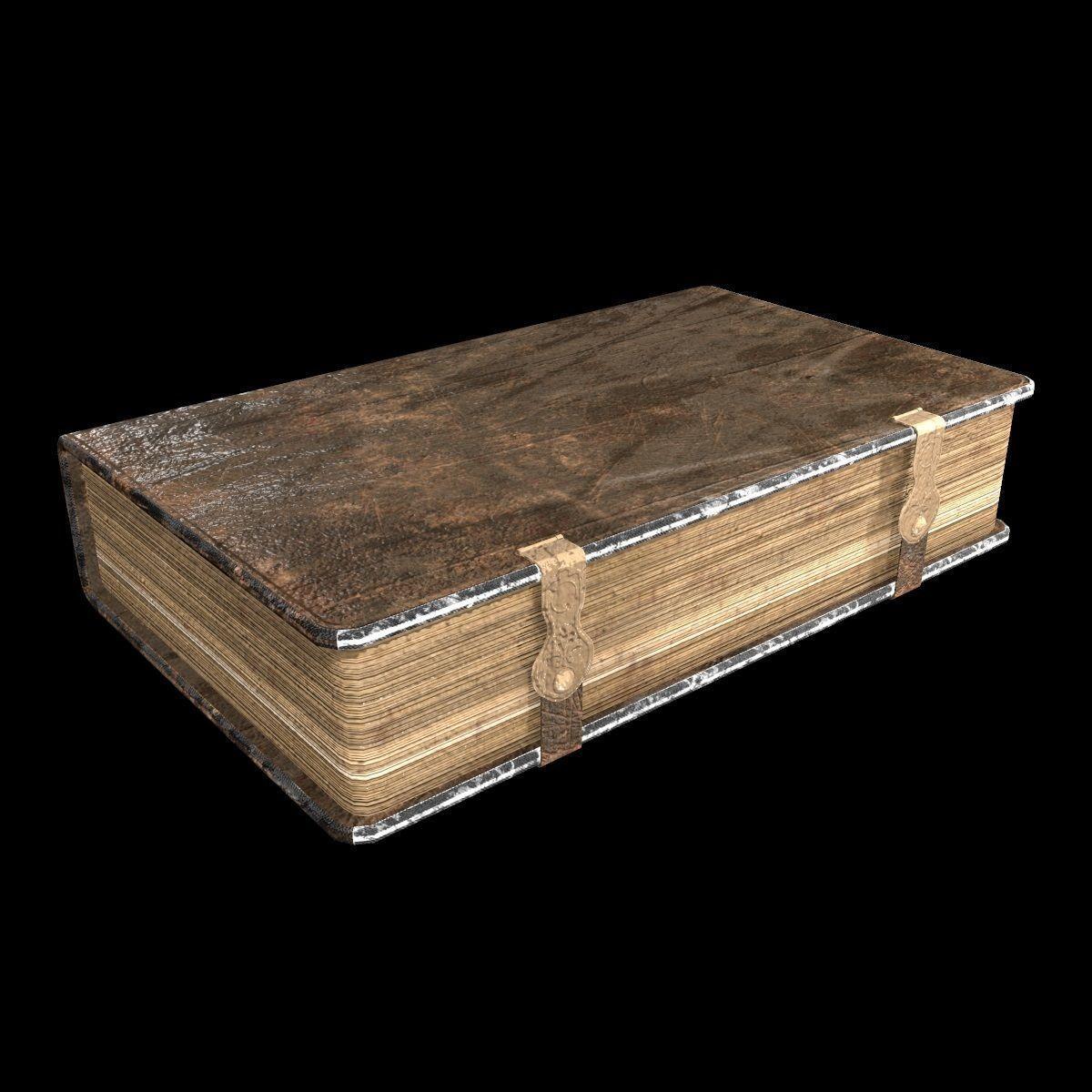 Fotolia Old Book