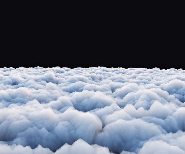 cloud 4 3d model max obj mtl fbx stl 1