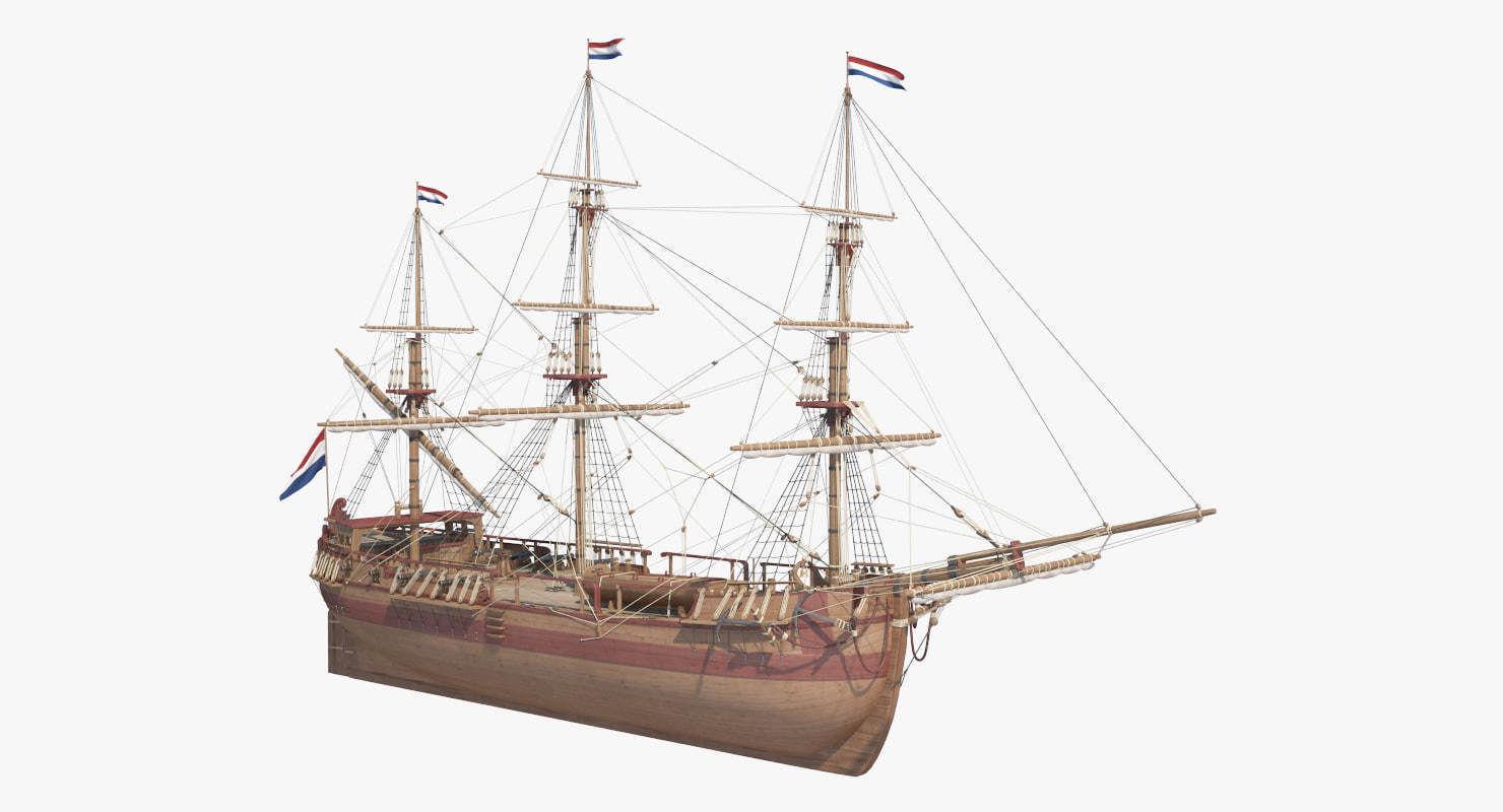 Dutch Galiot
