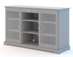 Credenza Ikea Liatorp : Ikea malsjo sideboard d model max obj mtl fbx