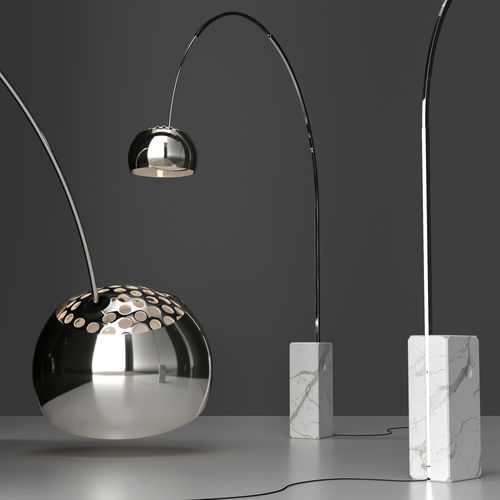 3d Floor Lamp Floss Arco Cgtrader
