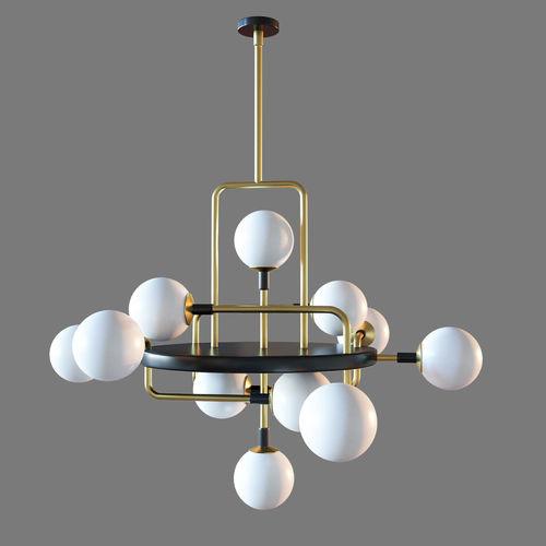 Viaggio Chandelier By Tech Lighting Model