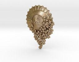 3D print model Wagasa ni SAKURA