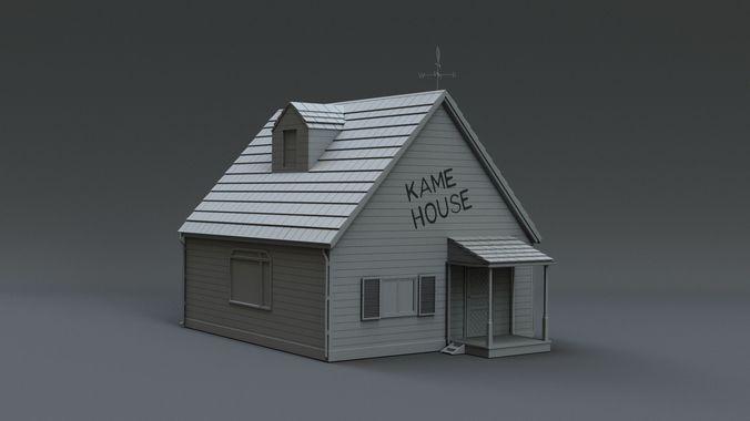 kame house  dragonball