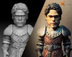 3D printable model Game of Thrones - Robb Stark