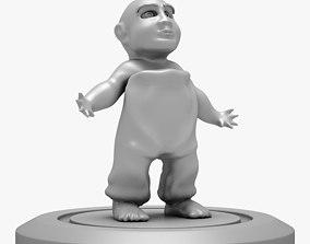 CHILD 001 3D PRINT