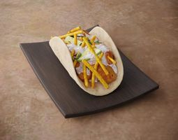 3D Mexican Tacos with Salat