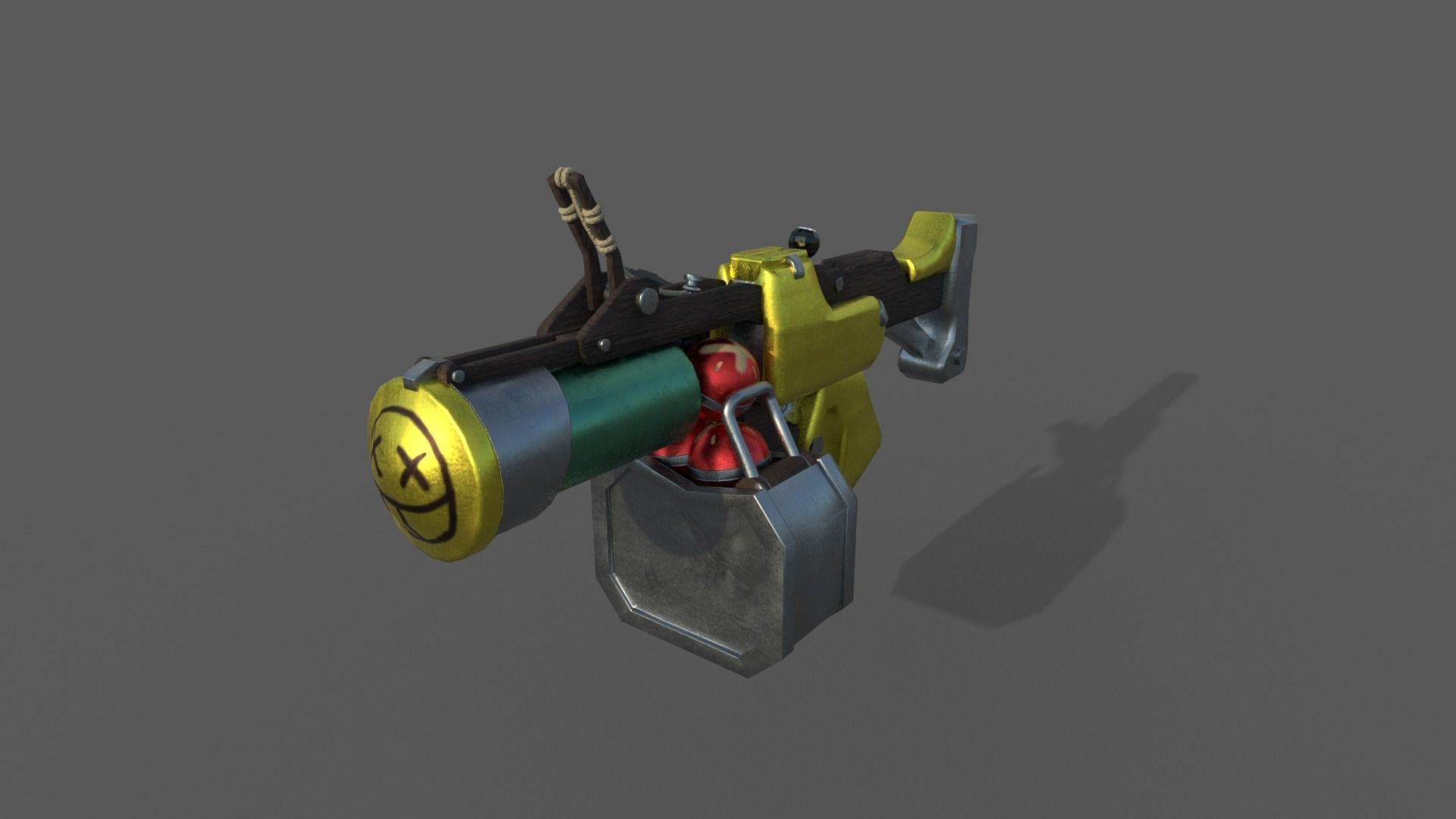 Junkrat Granade Launcher
