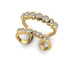 new ring printready 3D print model