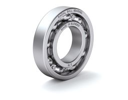 radial ball bearing 3d