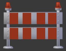 3D barrier Traffic Barrier