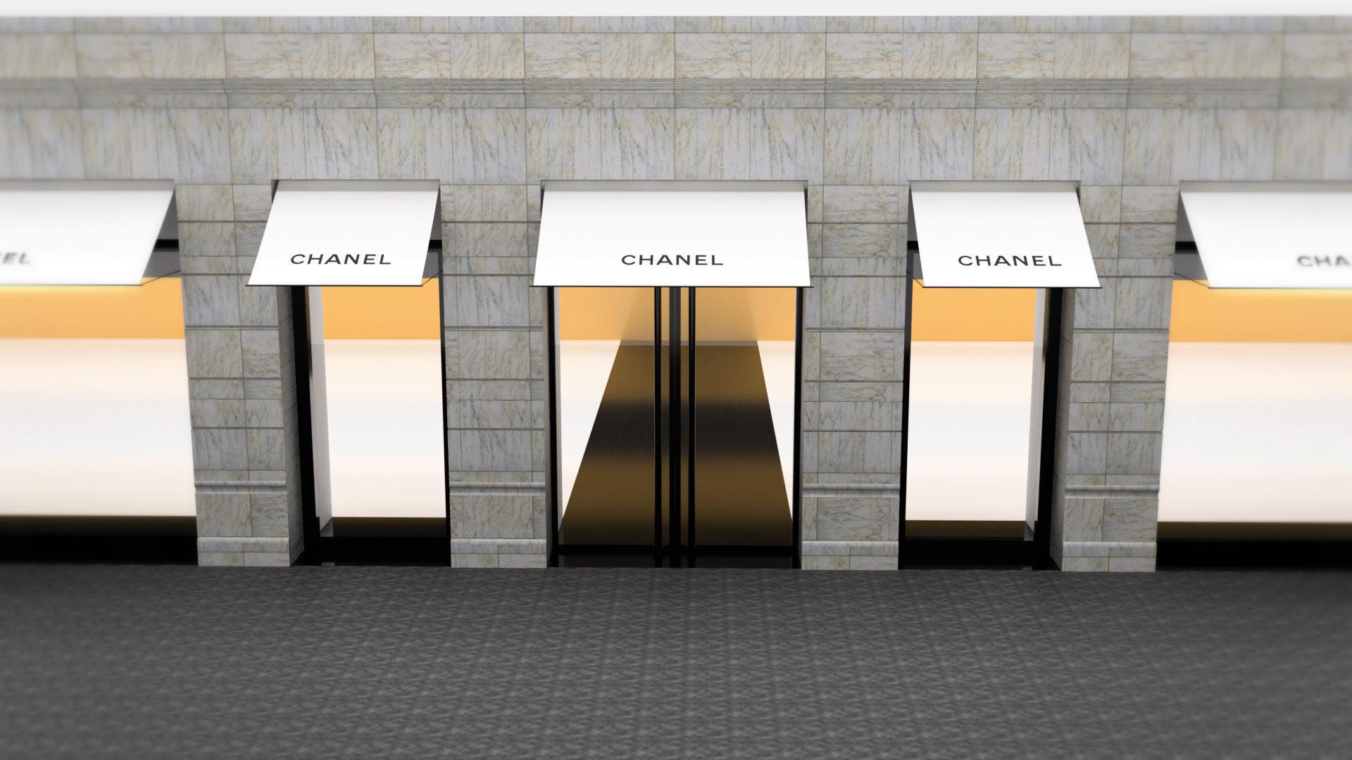 Shop Front - Chanel