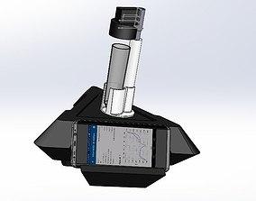 3D print model agitador magnetico - laboratorio