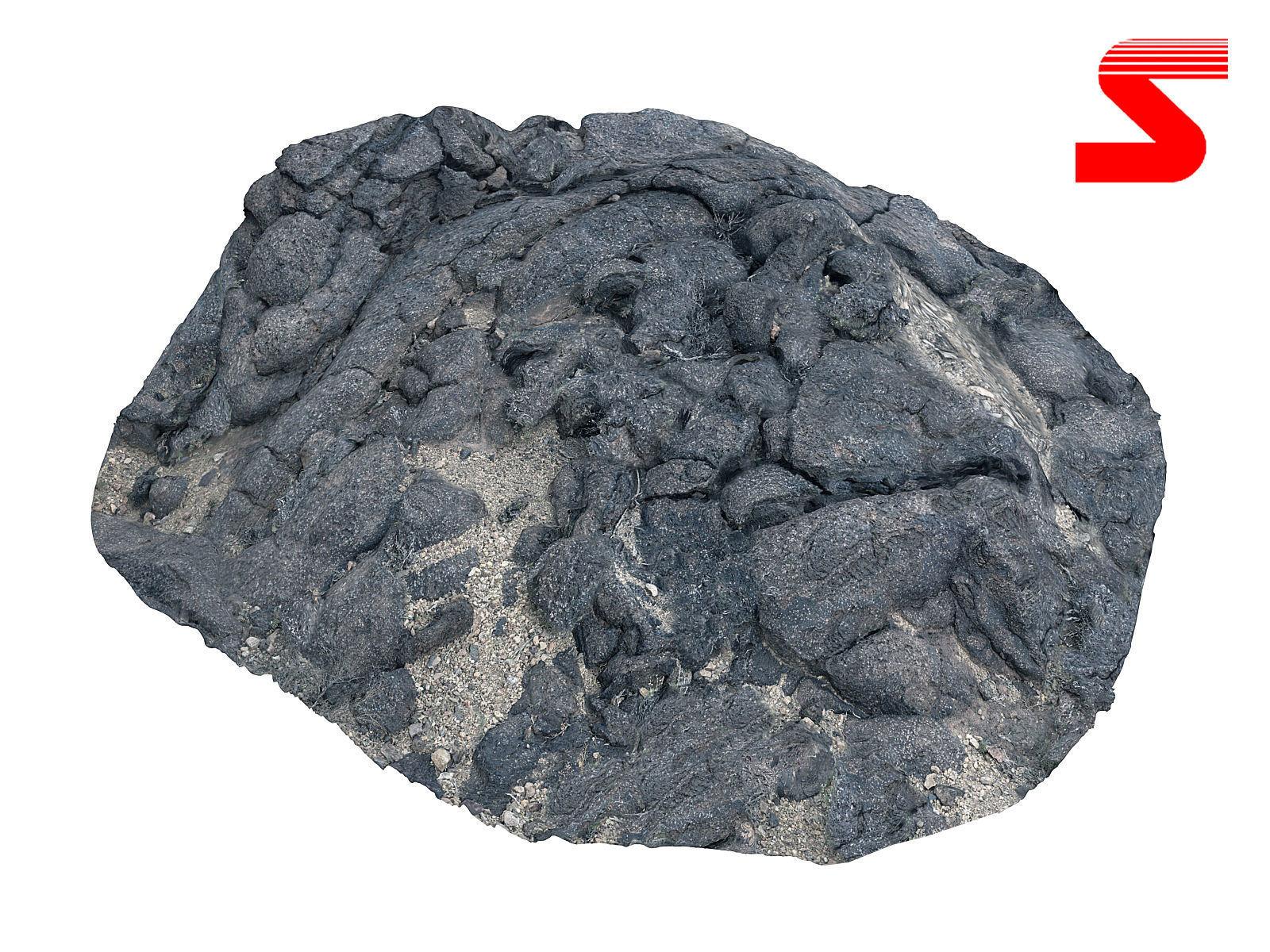 Lava Rock scan