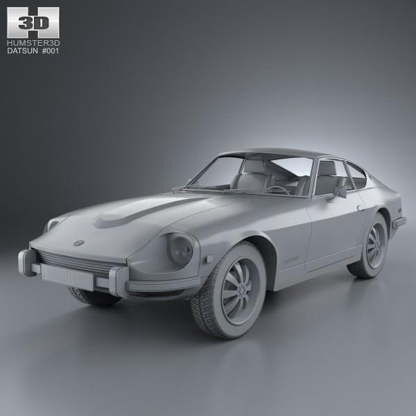 e6f79d76899 Datsun 3D Model – mini