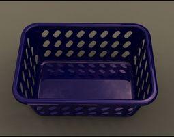 3D box Basket