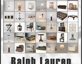 Ralph Lauren Furniture Collection 3D