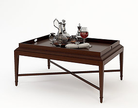 3D Baker Coffee Table furniture