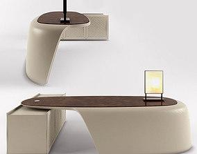 Bentley office desk 3D