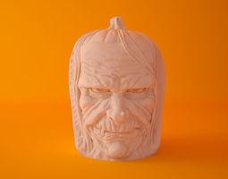 Pumpkin - 10 3D printable model