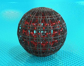 3D print model BRO SPHERE STRUCTURE