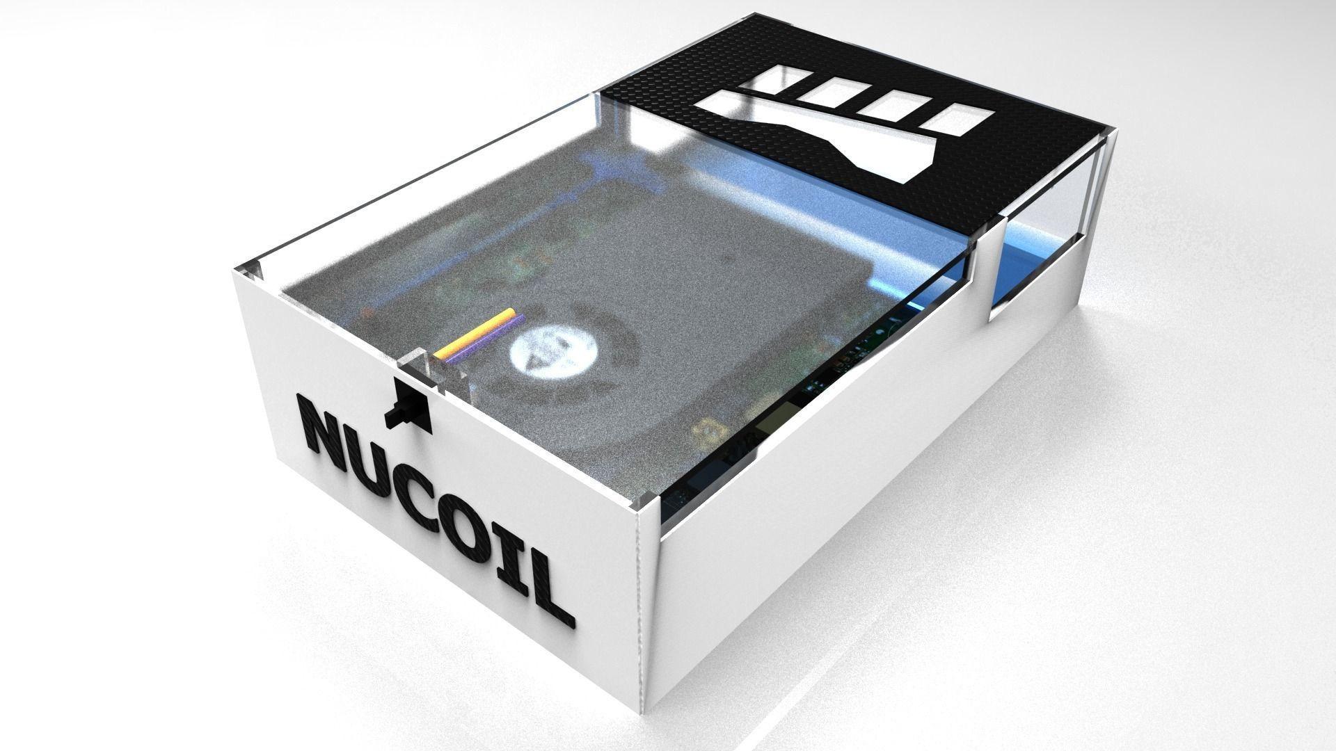 Streacom Shows Off Upcoming NUC Case | TechPowerUp Forums