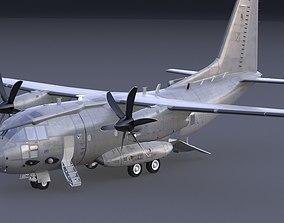 Alenia C-27 Spartan 3D model