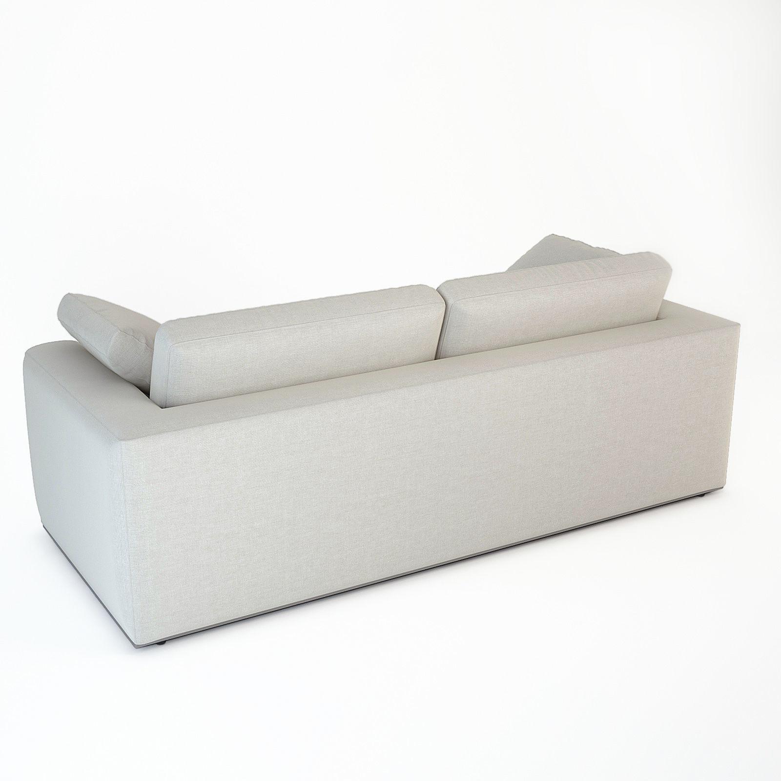 ... Eichholtz Sofa Atlanta 3d Model Max Obj Mtl Fbx 4 ...