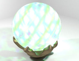 3D Crystal Ball - Type 2