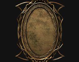 picture frame 3D portrait