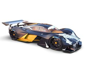 aston Aston Martin AM-RB 001 3D model