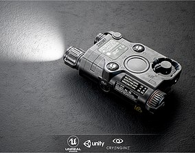 ATPIAL ANPEQ15 Laser - IR Laser Sight and IR 3D asset 1