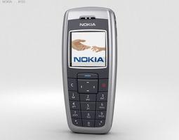 Nokia 2600 Iron Blue 3D model