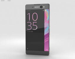 Sony Xperia XA Ultra Graphite Black 3D