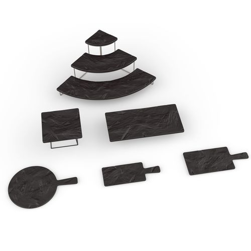 fo slate buffet raiser 3d model max fbx mat 1