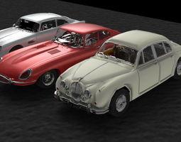 3D model Cars Group