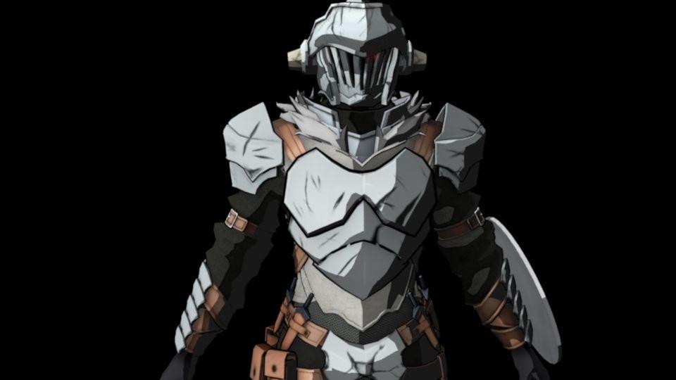 Goblin Slayer VR Chat and Skeleton FBX