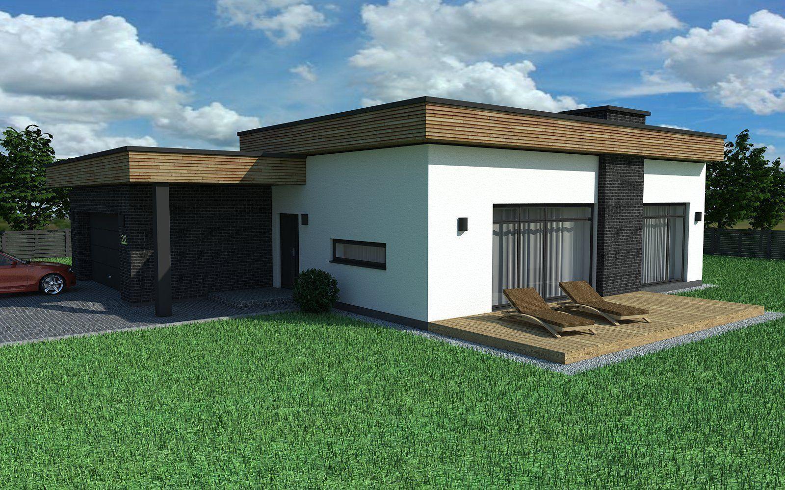House one floor 3d model skp 1