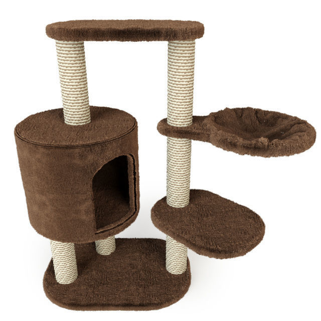 Cat Tree Moriles