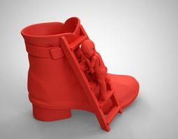 3D printable model Shoe Pot