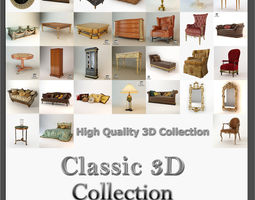 3D model Classic Provasi Collection