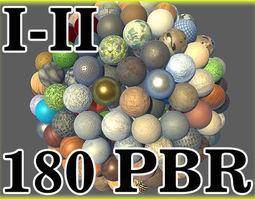 3D Ultimate Material pack 1-2