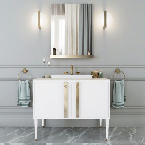 Gentil Mia Italia TRIBECA 06 Bathroom Furniture 3D Model 3D Model