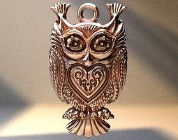 3D print model Owl lovely