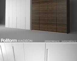 Poliform Madison 3D model