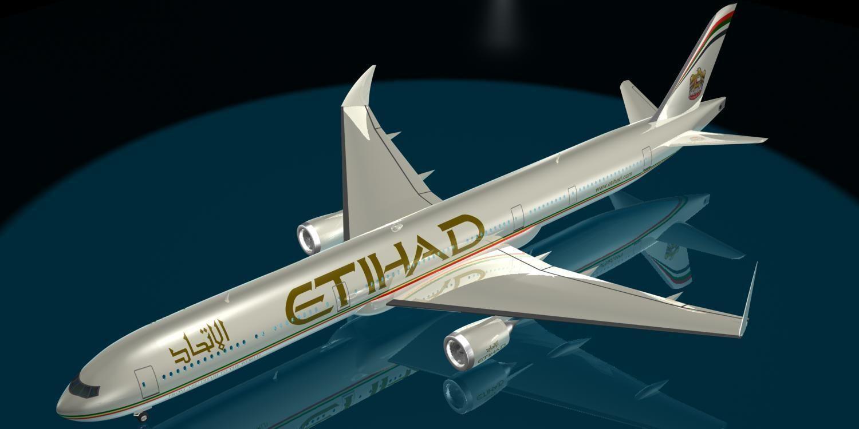 Etihad  Boeing 777 - 9X