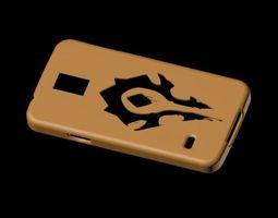 3D model Horde Phone Case Galaxy S5